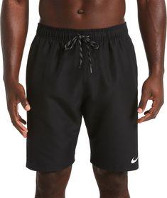 0217b6842f16 Nike Men s Perforated Diverge 9†Swim Trunks