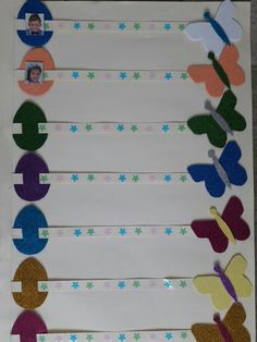 davranis panosu Classroom Board, Classroom Decor, Kindergarten, School Decorations, Teacher, Motivation, Education, Crafts, Diy