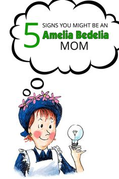 Before I had children, most people were not onto me. However, once I became a working mom, my inner Amelia Bedelia has been harder to keep in check. I'm confessing about my silliest Amelia Bedelia mom moments.