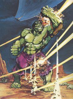 Rampaging Hulk 21 (1977)