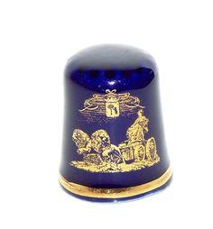 RDO de Madrid Porcelain Thimble
