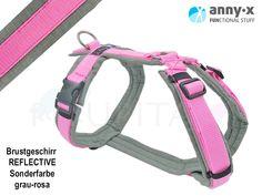 Die tolle neue Sonderfarbe grau/rosa von Anny-X