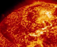NASA video captures breathtaking 'canyon of fire' on surface of the Sun