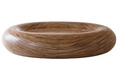 The Egg Shaped Coffee Table boasts exceptional design elements that have won it numerous design awards. It is a great impact piece that can be used in many Weylandts, Egg Shape, Cocktail Tables, Table Furniture, Decorative Bowls, Ocean Drive, Shapes, Sculpture, Wood Ideas