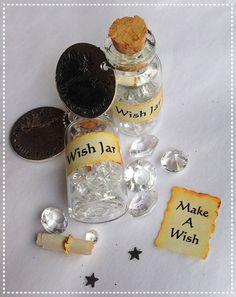 Make A Wish - Wish In A Jar - Fairy Dust - Wishes | eBay