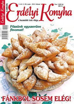 Aleda konyhája: Csöröge Hungarian Recipes, Hungarian Food, Cereal, Bakery, Breakfast, Morning Coffee, Hungarian Cuisine, Breakfast Cereal, Corn Flakes