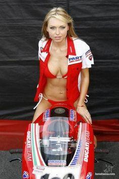 accessorize your Ducati Superbike
