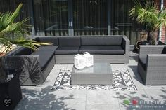 Outdoor Sectional, Sectional Sofa, Home Spa, Outdoor Furniture Sets, Outdoor Decor, Corner, Garden, Home Decor, Lounge Chairs