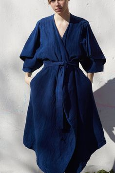 Cosmic Wonder Sashiko Sleeve Dress | Beautiful Dreamers