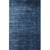 Found it at Wayfair - Brilliance Navy Solid Area Rug