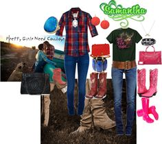 """""""country chic"""" by samantha-edlin on Polyvore"""