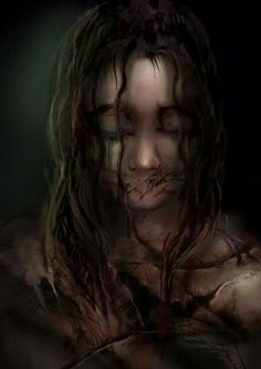 . Creepy Horror, Horror Art, Horror Movies, Gothic Vampire, Dark Gothic, Scary Images, Scary Mask, Sombre, Dark Places