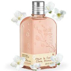 L`Occitane Cherry Blossom Bath & Shower Gel by L`Occitane. $28.80