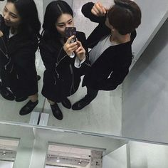 ulzzang, couples and ulzzang couples image on We Heart It
