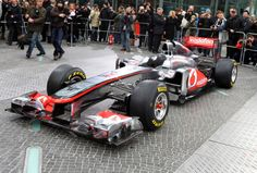 F1 McLaren - I have been following F1 for 40 years...