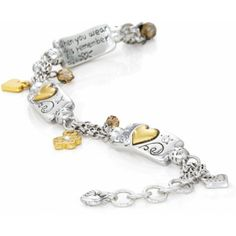 Remember My Heart Remember Your Heart Bracelet.... Have this one and love it.. Mom got it for me