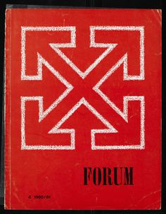 Jurriaan schrofer - Forum 4, 1961