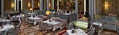Apsleys, a Heinz Beck Restaurant. Stunning Venetian-Stlye Dining Room