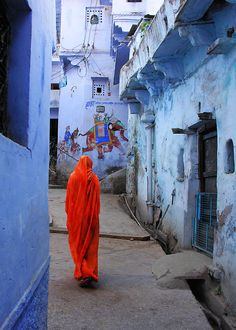 """""""THE COLORS OF RAJASTHAN"""