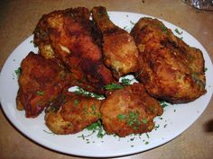 My Maryland oh Maryland....fried chicken recipe and experience....