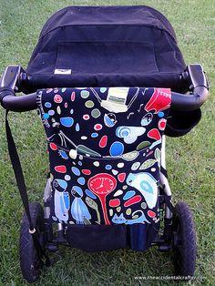 hanging stroller bag. i need to make one.