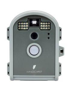 Motion-activated, weatherproof BirdCam Pro digital camera