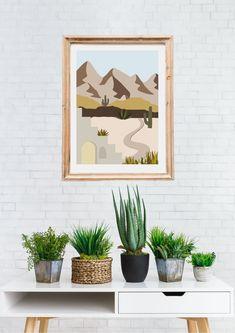 Aavikko-poster | #abstractart #posterart #posterprints #landscape #artposters #wallart #ecofriendly #finnishdesign #madeinfinland #homedesignideas #homedecoration #finnishdesign #wallartdecor #wallartprints #livingroomdecoration #scandinaviandesign #scandinavianstyle #scandihome #graphicdesign #juliste #kodinsisustus #sisustaminen #taulu #taide #olohuone #olohuoneensisustaminen #sisustusinspiraatio Scandinavian Style, Land Scape, Finland, Planter Pots, Eco Friendly, Symbols, Posters, Prints, Etsy