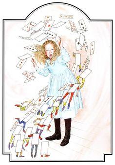 by Nick Hewetson|Alice's Adventures In Wonderland.