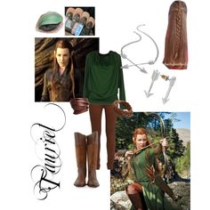 """""""Tauriel"""" by thedjgirl on Polyvore"""