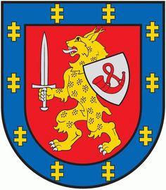 Tauragės apskrities herbas