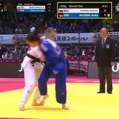 Judo clip VALKOVA, Ekaterina (RUS) BAZYNSKI, Nadja (GER) -63kg Grand Slam Tokyo 2015 #Judo #judogi #judoka #judokas #judorio #jiujitsu #judo2015 #judovine #judogirls #judovideo #judomylife #judorussia #Jiujitsutree #judofeminino #judoddorf2014 #Amazing #amazingjudo #kodokan #worldjudo #worldchampion #newaza #olympicjudo #olympicgames #judotokyo2015 #legendjudo #follow #Astana #worldchampionship2015 #worldchampion2015 #worldjudo2015 https://instagram.com/p/_inT3hKVPK/