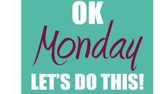 Monday motivation, do a little fist pump half way through ! Fist Pump, Monday Quotes, Great Week, Work Week, Teacher Humor, Paint Party, Social Marketing, Monday Motivation, New Work