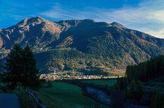 Zernez in the Sun Mount Rainier, Explore, Mountains, Nature, Travel, Viajes, Naturaleza, Destinations, Traveling