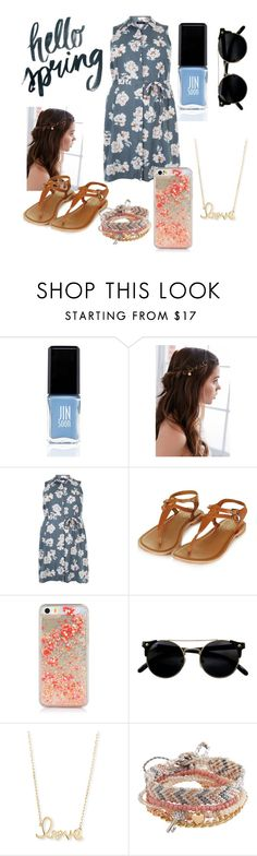 """""""HELLO SPRING! ❤️"""" by scarlet44888 ❤ liked on Polyvore featuring JINsoon, REGALROSE, Sydney Evan and Aéropostale"""
