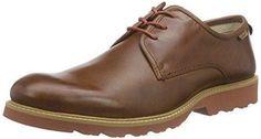 Oferta: 120€ Dto: -9%. Comprar Ofertas de PikolinosGLASGOW M05_V16 - Zapatos Planos con Cordones Hombre , color Marrón, talla 43 barato. ¡Mira las ofertas!