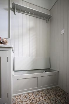 Wall Paneling Ideas Small Spaces 52 Ideas For 2019 Porch Storage, Hallway Storage, Laundry Room Storage, Bedroom Storage, Hall Storage Ideas, Boot Room Storage, Organization Ideas, Cloakroom Storage, Utility Room Storage