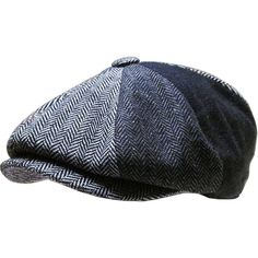 Men s Big Apple Ivy Hat Collection Casual Dress Fall Winter 2015 ❤ liked on  Polyvore 959df6dd760