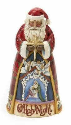 $42.90 Jim Shore O Holy Night 4th Annual Christmas Song Santa with Nativity Scene 4017656 - NEW!  From Jim Shore   Get it here: http://astore.amazon.com/ffiilliipp-20/detail/B0052GANDQ/189-7923953-6872338
