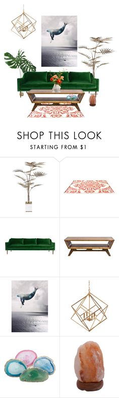 """Retro"" by marlies-plank ❤ liked on Polyvore featuring interior, interiors, interior design, home, home decor, interior decorating, Bella Loco, ModShop, MODERNCRE8VE and Hemisphere"