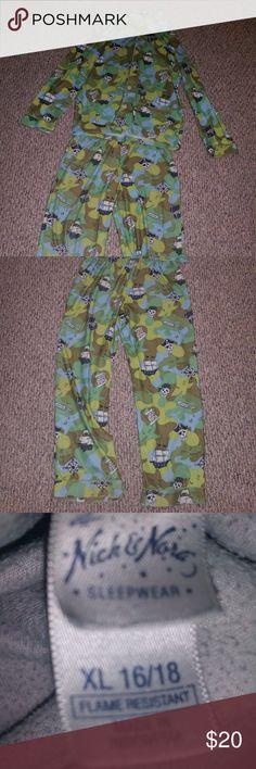 Del Rossa Women's 100% Cotton Flannel Pj Set - Long Pajamas ...
