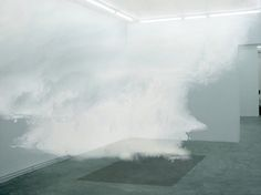 Mel O'Callaghan. Weight unknown, 2007. Brumisators and motors,  dimensions variable  see+