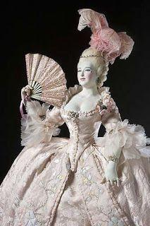Rokoko Abito Costume Regina barocco Medioevo Donna Rokoko Costume Principessa Fata