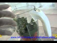 ▶ Suco para celulite   Tratar a Celulite com sucos para a celulite - YouTube