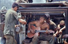 Music, Vietnam, by Co Rentmeester | by Photo Tractatus