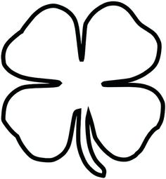 Free Stencils Print Cut Out st patricks day Shamrock Template, Shamrock Printable, Fete Saint Patrick, St Patricks Day Crafts For Kids, St. Patricks Day, Stencil Printing, St Patrick's Day Decorations, Free Stencils, St Patrick Day Shirts