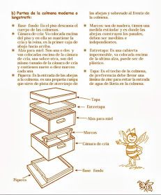 La Familia de la Apicultura - The Beekeeping of Family: Manual Apícola Ilustrado - Beekeeping Illustrated Manual. Raising Bees, Bee Boxes, Bee Farm, Chamomile Tea, Make It Work, Queen Bees, Bee Keeping, Harvest, Honey