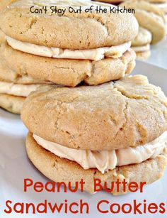 Peanut Butter Sandwi