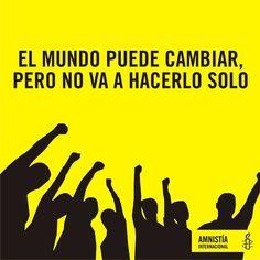 #UNITE  Se parte del movimiento más grande del mundo de defensa de los derechos humanos! Se parte de Amnistía Internacional!  http://amnesty.org.py/unite/