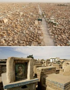Unhealthy Interests Part Crypts Tombs And Mausoleums Cemetery - Wadi us salaam google maps