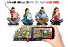 Discover Live Game Board and Augmented reality mobile games playing